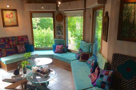 Chambre Double proche de Strasbourg et Forêt Noire - Kilstett