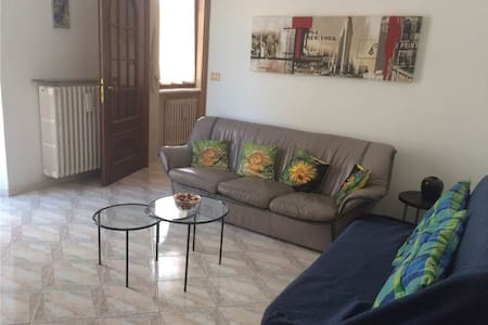 Una perla nel Pinerolese - We Speak English - Appartement