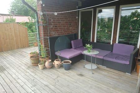 Mitt i naturen, nära till Göteborg. - Alingsås - Haus