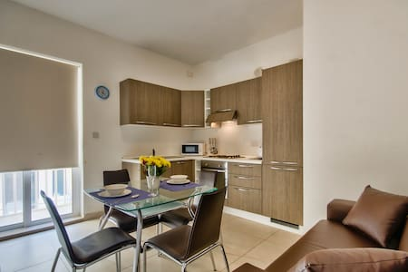 Central, Tigne Area, Sliema 1bd