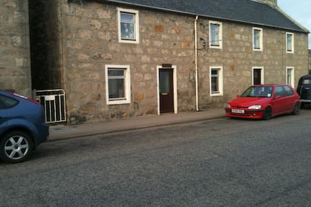 Hollytree Cottage by the sea. - Lossiemouth - Lejlighed
