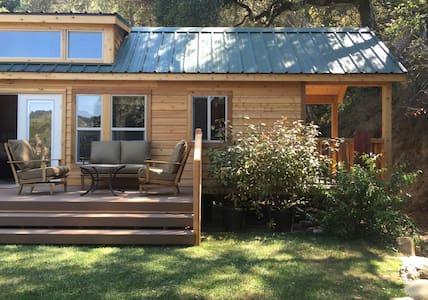 Cozy 2 Bedrm Cabin w/Loft at Saddle Mt Ranch - Carmel