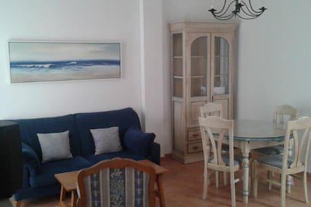 nuevo, cerca de la playa y en el centro del puebl - Lägenhet