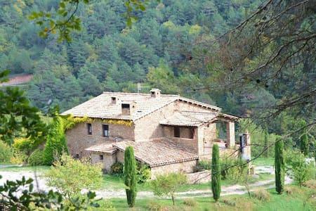 LA MENTIDETA - Casa Rural cerca de Barcelona - Rumah