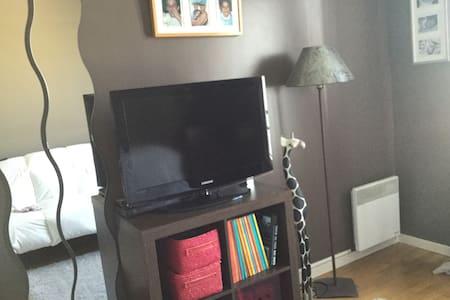 Chambre avec SDB privative. - Appartamento