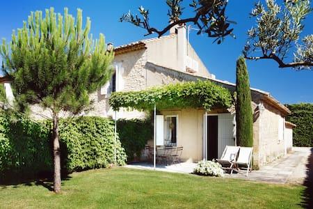 Maison au cœur des oliviers - Luberon - Climatisé - House