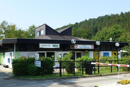 Ferienwohnung / Gästezimmer (W1) - Bad Gandersheim - Daire