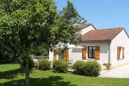 Maison idéalement située Rocamadour/Padirac - Gramat