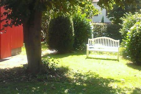 Originelles Gartenstudio - Leilighet