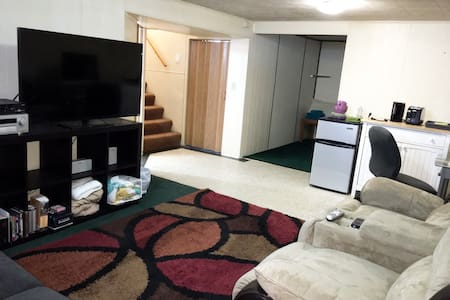 Salt Lake City, Midvale  - Basement - Midvale - Casa