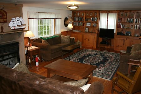 7 BR on Tug Hill Snowmobile Trails - Casa