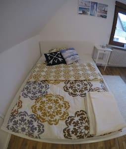 Neues Zimmer in Doppelhaus - Wolfsburgo