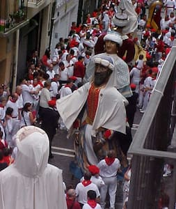 San Fermin  Pamplona. Enjoy fiesta - Pamplona - Bed & Breakfast