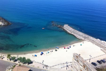 Beautiful Views of the Sea and amazing Sun Sets - Pizzo - Apartmen