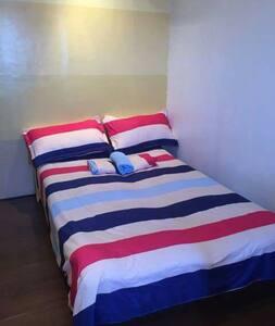 14C AFFORDABLE SPACIOUS ROOM with AIR-CON - Manila - Kondominium