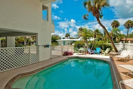 Gulf View Townhouses 3 - Holmes Beach - Condominium
