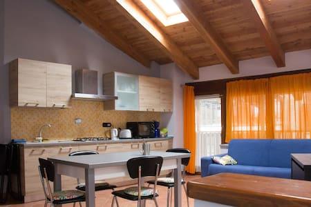 Appartamento rustico in montagna - Stuga
