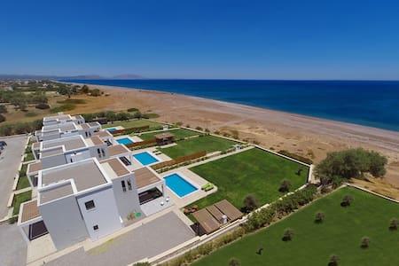 Antonoglou Beach Villas - Rodos
