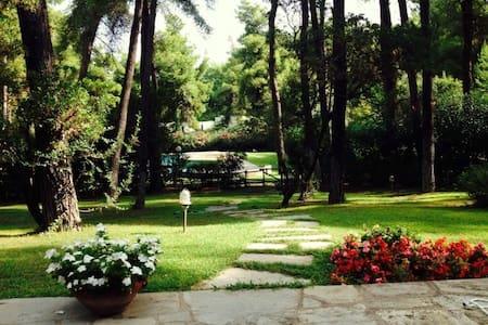 Villa near Sani resort-Sani villas (Chalkidiki) - Villa