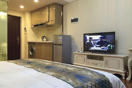 欧式大床房 - Lejlighed