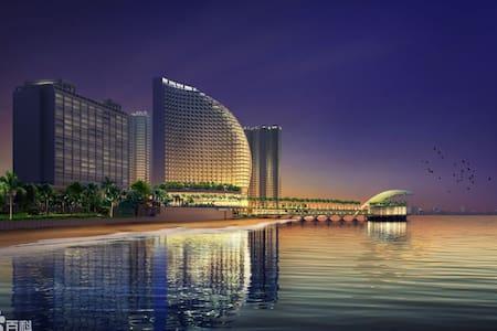 180度豪华海边公寓Best Sea View Apartment - Beihai