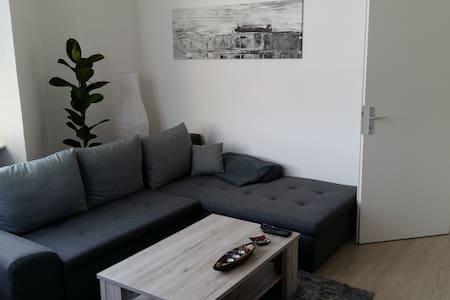 Komfortabel eingerichtete Zweizimmerwohnung - Erfurt - Condominium
