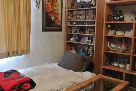 Cozy futon in a house near airport - Aurora