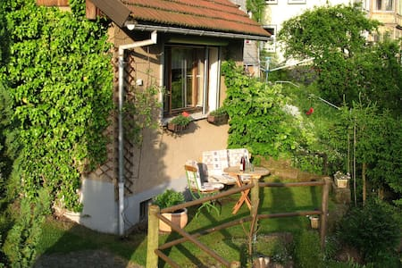 Gemütliche Hütte - Ilmenau - Maison