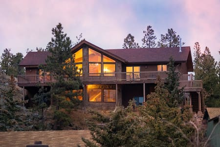 Spectacular Greer Views! Ridgetop 5 BR Luxury Home - Greer - Ev