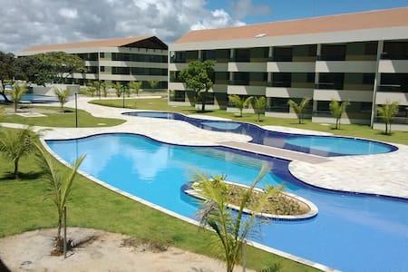 Flat em Resort Praia dos Carneiros - Wohnung