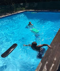 Private Family/Business Get Away Heated Pool - Maison
