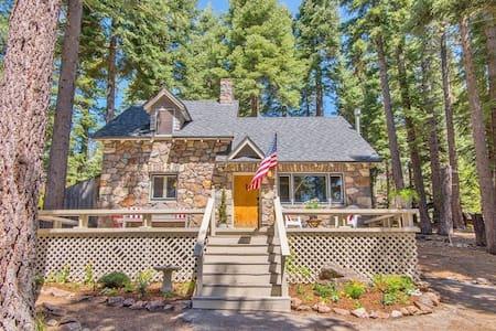 Tahoe Stone Cottage