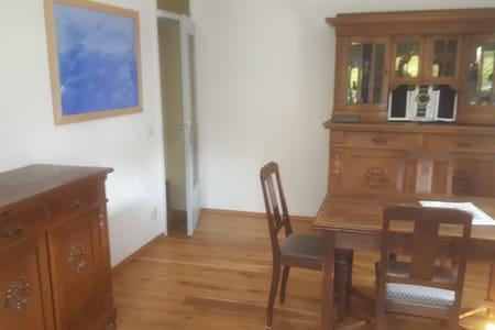 Schöne Wohnung im traumhaften Bad Kissingen - Apartamento