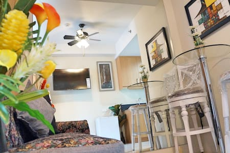 Brand New Fully Furnished 1BR @ Shell Residences - Pasay - Condominium