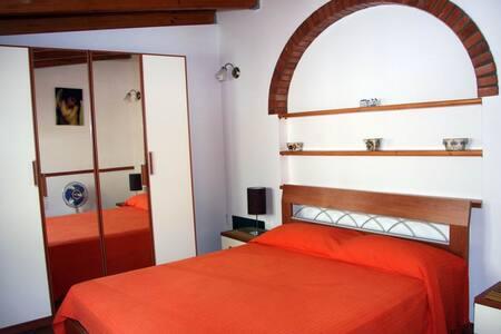 CAMERA VISTA ISOLE EOLIE - Apartment