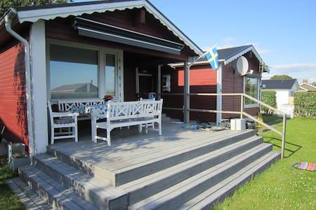 Sommarstuga vid havet på Getterön - Cabin