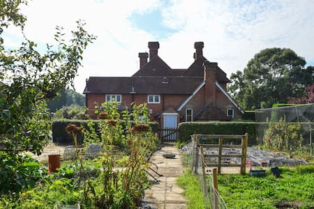 Charming country cottage nr London - Kent - Hus