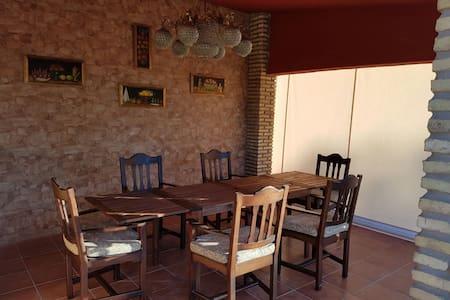 amplio y precioso chalet en Conil de la Frontera - Conil de la Frontera - Apartamento