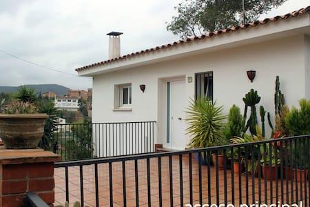 CASA CERCA DE BARCELONA Y PLAYAS HUGTB-015027 - Cervelló - Huis