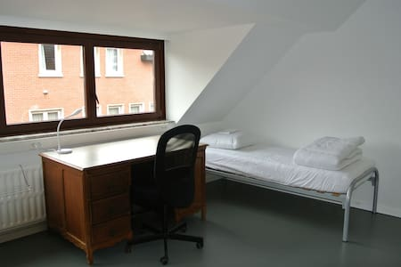 Nice furnished bedroom in Leuven (Heverlee) - Rumah bandar