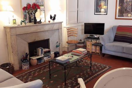 Chambre dans magnifique appartement de charme - Perpignan - Appartement