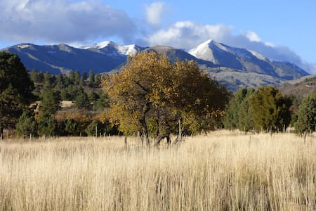 Spend a night on our private ranch in Durango - Casa