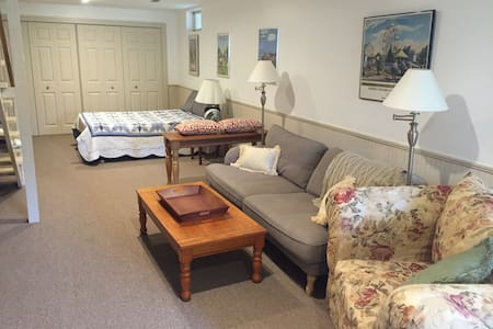 Large Private Room in West Tisbury - West Tisbury - House