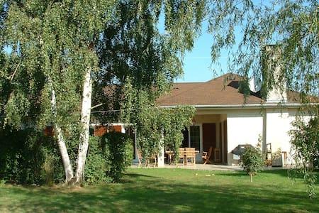 Maison spacieuse proche forêt,étang - Vieille-Église-en-Yvelines - Ev