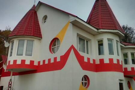 Замок удовольствий! - грибки 2 - House