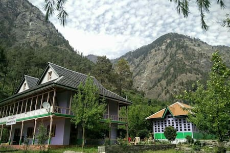 Katagla Forest Retreat - Kasol - House