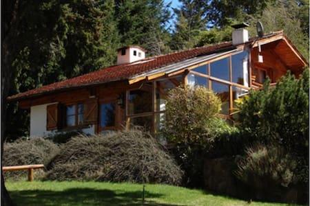 CASA CON COSTA DE LAGO - San Carlos de Bariloche - House