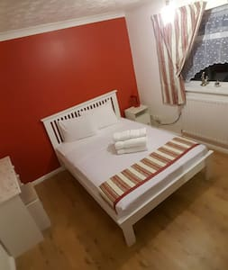 Clean, quiet and cosily place - Crawley - Casa