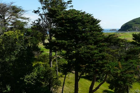 Junto al golf y playa de Zarautz - Zarautz - Apartamento