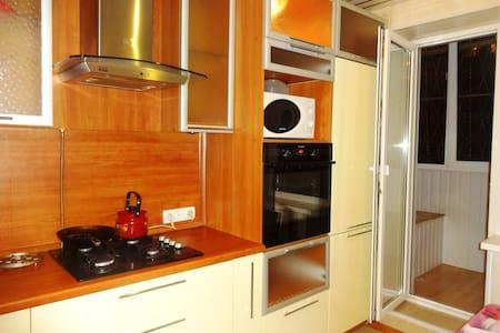 Уютная 2х-комнатная квартира - Volgograd - Flat